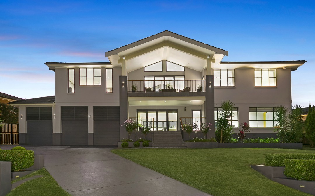 For Sale 56 Huxley Drive Winston Hills! Buy yourself an nkt design this weekend.