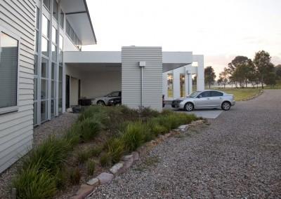 driveway view 1
